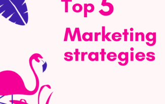Top 5  types of strategies in marketing with examples